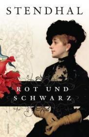 预订 Rot und Schwarz 红与黑,司汤达作品,德文原版