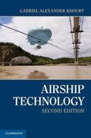 预订 Airship Technology飞艇技术,第2版,英文原版