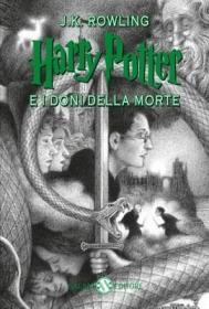 预订 Harry Potter e i Doni della Morte 哈利波特系列,意大利语原版