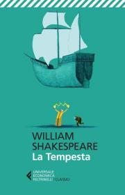 预订 La tempesta. Testo inglese a fronte暴风雨,莎士比亚作品,意大利语原版