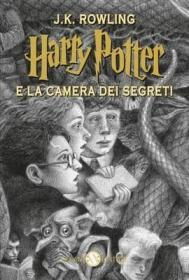 预订 Harry Potter e la Camera dei Segreti 哈利波特与密室,意大利语原版