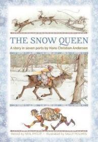 预订 The Snow Queen : A story in seven parts 白雪皇后,安徒生童话,英文原版