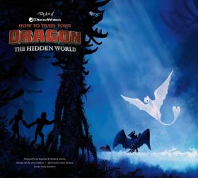 The Art of How to Train Your Dragon 驯龙高手3,艺术设定集,英文原版