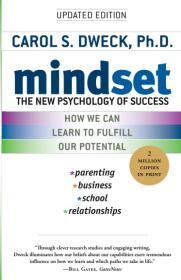 Mindset:The New Psychology of Success 终身成长:重新定义成功的思维模式,英文原版