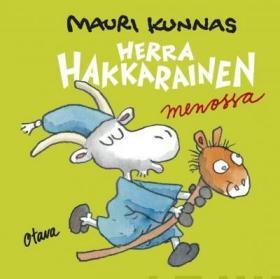 预订 Herra Hakkarainen menossa 哈卡尼先生要出发啦,毛里·库纳斯作品,芬兰语原版