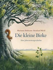预订 Die kleine Birke 小松鼠的故事,德文原版