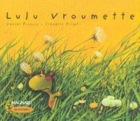 预订 Lulu Vroumette 小乌龟露露,法文原版