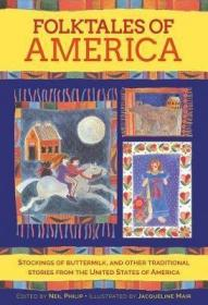 预订 Folktales of America,英文原版