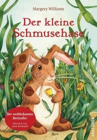 预订 Der kleine Schmusehase 可爱的小兔子,玛吉·威廉姆斯作品,德文原版