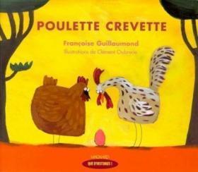 预订 Poulette crevette,法文原版