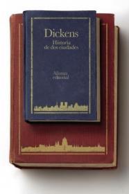 预订 Historia de dos ciudades 双城记,狄更斯作品,西班牙文原版