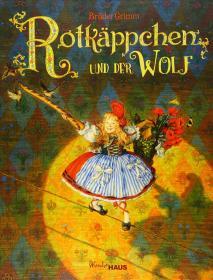 预订 Rotkäppchen und der Wolf 小红帽与大灰狼,德文原版
