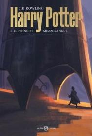 预订 Harry Potter e il Principe Mezzosangue 哈利波特与混血王子,J·K·罗琳作品,意大利语原版