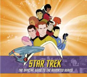Star Trek: The Official Guide to the Animated Series 星际迷航指南,英文原版