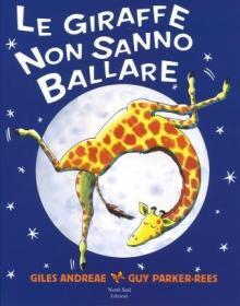 预订 Le giraffe non sanno ballare 长颈鹿不会跳舞,意大利语原版