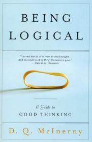 Being Logical: A Guide to Good Thinking 简单的逻辑学,英文原版