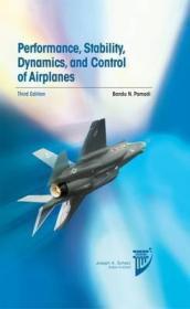 预订 Performance, Stability, Dynamics, & Control 性能,稳定性,动力与控制,第3版,英文原版