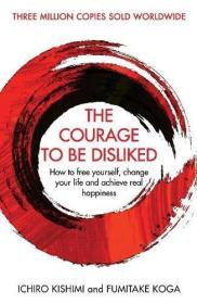 The Courage To Be Disliked 被讨厌的勇气,英文原版