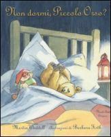 预订 Non dormi, piccolo orso? 小熊,你睡不着觉吗?意大利语原版