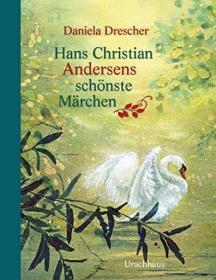 预订 Hans Christian Andersens schönste Märchen 安徒生童话选集,德文原版