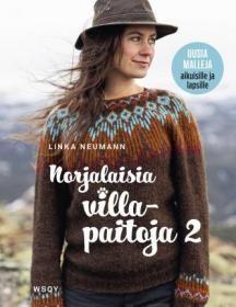 预订 Norjalaisia villapaitoja 2 挪威毛衣#2,芬兰语原版