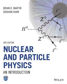 预订 Nuclear and Particle Physics: An Introduction 核物理学与粒子物理学,第3版,英文原版