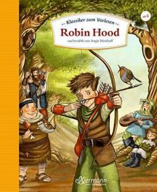 预订 Robin Hood 罗宾汉,德文原版