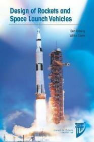 预订 Design of Rockets and Space Launch Vehicles 火箭与太空运载火箭的设计,英文原版