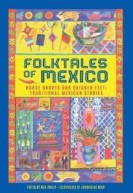 预订 Folktales of Mexico,英文原版