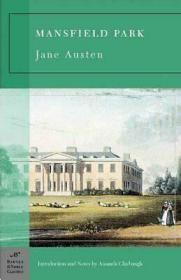 Mansfield Park (Barnes & Noble Classics Series)[曼斯菲尔德庄园]