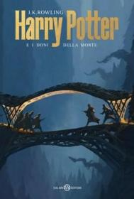 预订 Harry Potter e i Doni della Morte 哈利波特与死亡圣器,J·K·罗琳作品,意大利语原版
