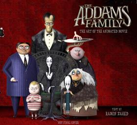 The Addams Family: The Art of the Animated Movie 亚当斯一家,艺术画册,英文原版