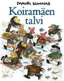 预订 Koiramäen talvi 小狗们的冬天,毛里·库纳斯作品,芬兰语原版