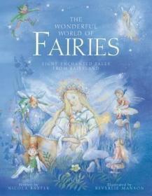 预订 The Wonderful World of Fairies 仙子的神奇故事,英文原版