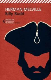 预订 Billy Budd水手比利·巴德,赫尔曼·梅尔维尔作品,意大利语原版