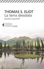 预订 La terra desolata-Quattro quartetti. Testo inglese a fronte荒原,艾略特作品,意大利语原版