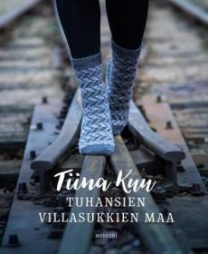 预订 Tuhansien villasukkien maa 羊毛袜的国度,芬兰语原版