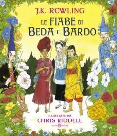 预订 Le fiabe di Beda il Bardo - Edizione illustrata 诗翁彼豆故事集,插图版,意大利语原版