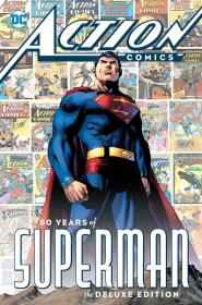 Action Comics: 80 Years of Superman Deluxe Edition,超人80周年豪华版,英文原版