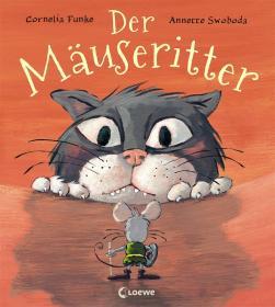 预订 Der Mäuseritter 小老鼠的故事,德文原版