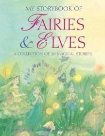 预订 My Storybook of Fairies and Elves 仙子故事书,英文原版