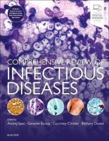 预订 Comprehensive Review of Infectious Diseases 传染病,英文原版