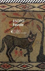 预订 Favole伊索寓言,意大利语原版