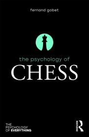 The Psychology of Chess下棋心理学,英文原版