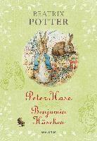 预订 Peter Hase und Benjamin Häschen 彼得兔与小兔本杰明,德文原版