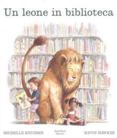 预订 Un leone in biblioteca 图书馆里的狮子,意大利语原版