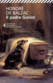 预订 Il padre Goriot巴尔扎克作品,意大利语原版