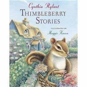 预订 Thimbleberry Stories 顶针莓巷的故事,辛西娅·赖蓝特作品,英文原版