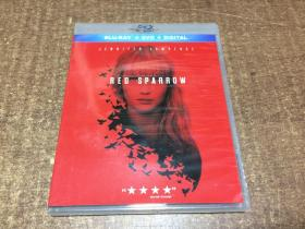 DVD   RED SPARROW     架163