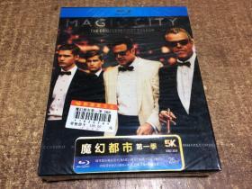 DVD    魔幻第一季     架163